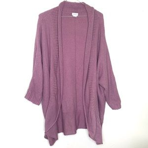 Jaclyn Smith | Soft | Open Front Cardigan XXL